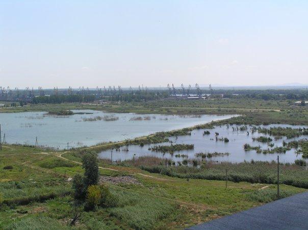 Измаил примет участие в проекте по благоустройству Лебяжьего озера