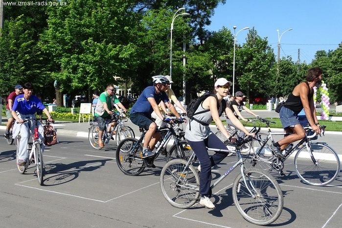 Измаил - на пути развития велотуризма