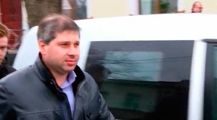 прокурор Евгений Чабан
