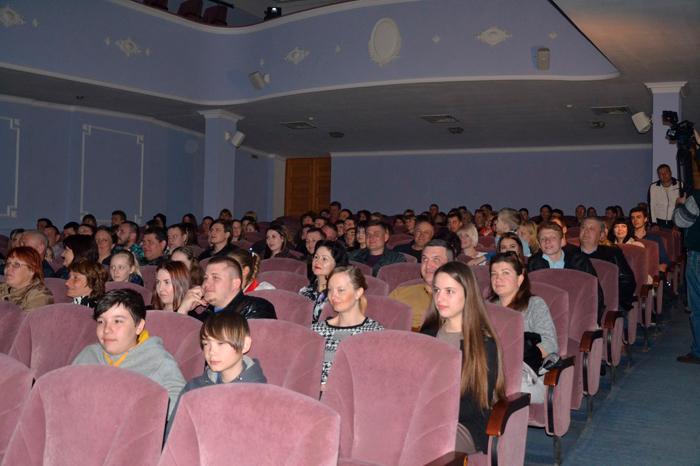 Театр абсурда Измаил