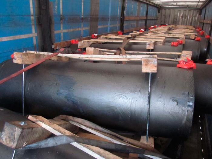 Измаильские пограничники выявили крупную партию контрабандных сигарет. ФОТО