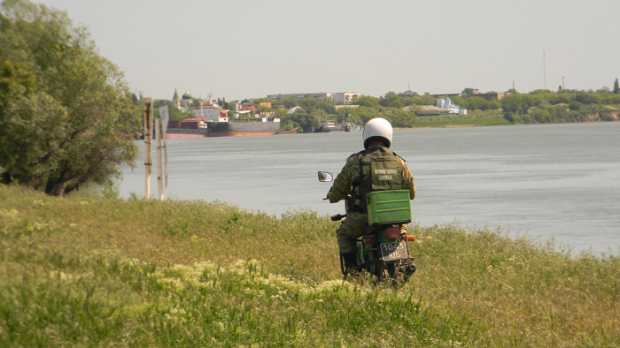 Измаильский погранотряд принял участие в специальных мероприятиях «Дунай-2017»