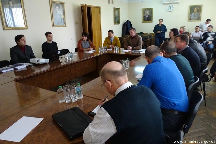 Измаил начинает реализацию проекта USAID
