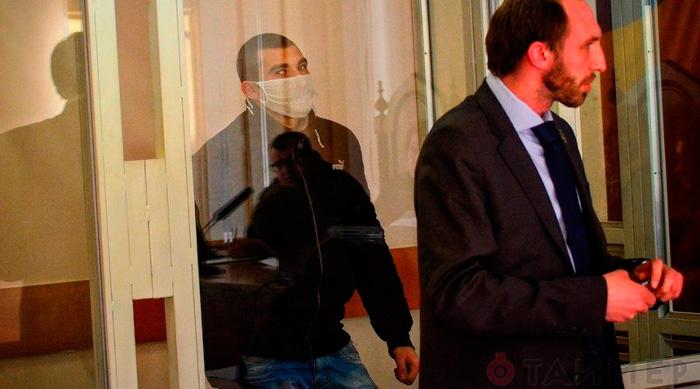 Убийце из Лощиновки продлили арест. ФОТО