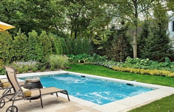 Поэтапное строительство и обслуживание бассейнов