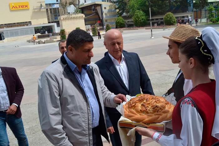 мэр Измаила в Румынии