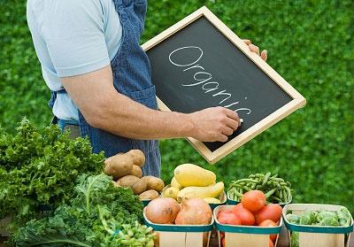 Органические продукты в Украине