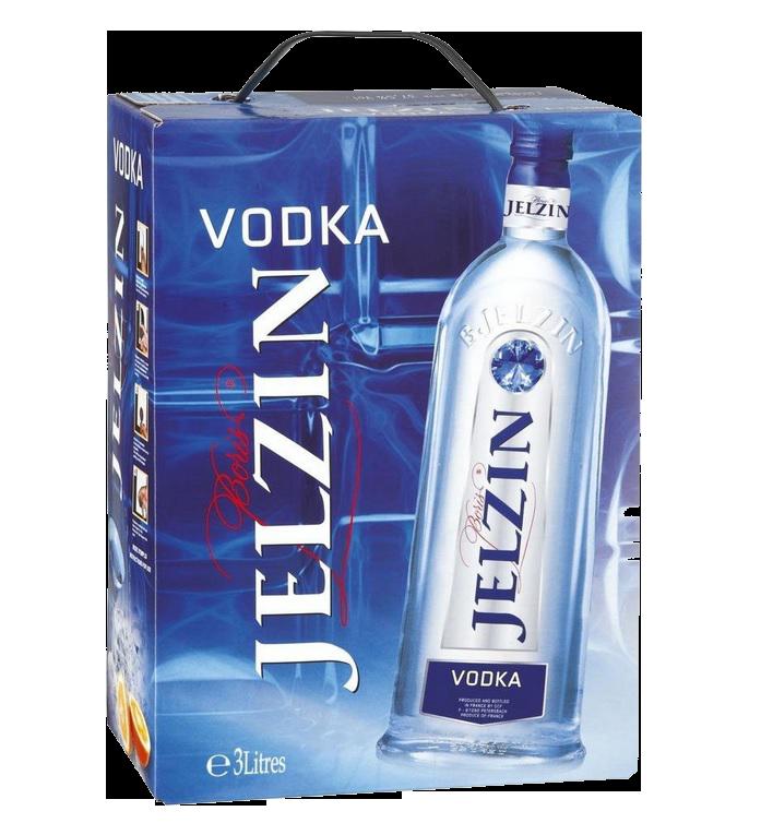 Водка «Борис Ельцин» и европейский подход к спиртному