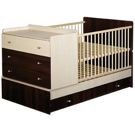 купить детскую кровать недорого