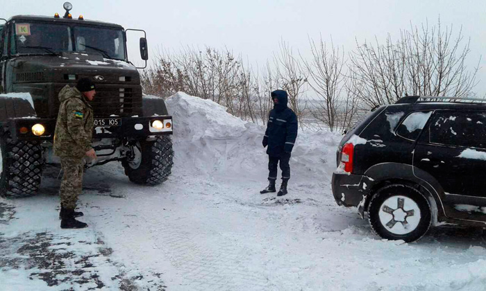 трасса Одесса-Рени 2017