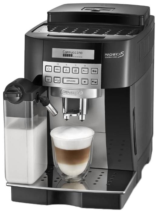 С кофемашинами Delonghi приготовление кофе качественно меняется