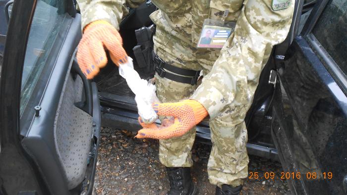 пограничники Измаильского отряда задержали двух граждан Украины, которые планировали незаконно попасть в Молдову