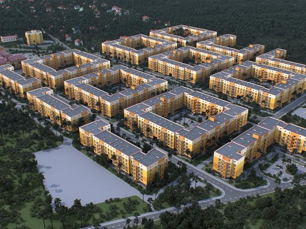 недвижимость в Киевской области
