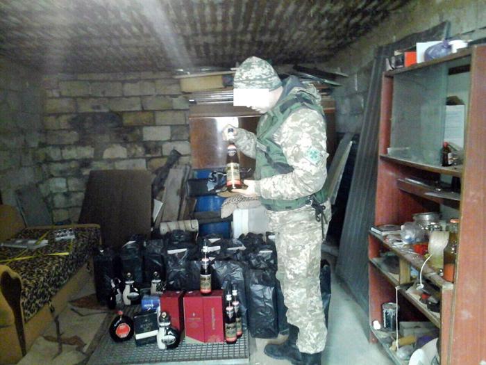 Измаильские пограничники стали серьезной угрозой для подпольных ренийских алкогольных магнатов