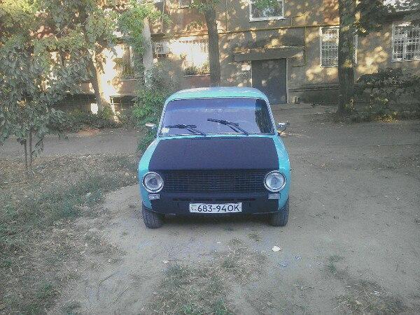 В Измаиле сегодня утром угнали авто