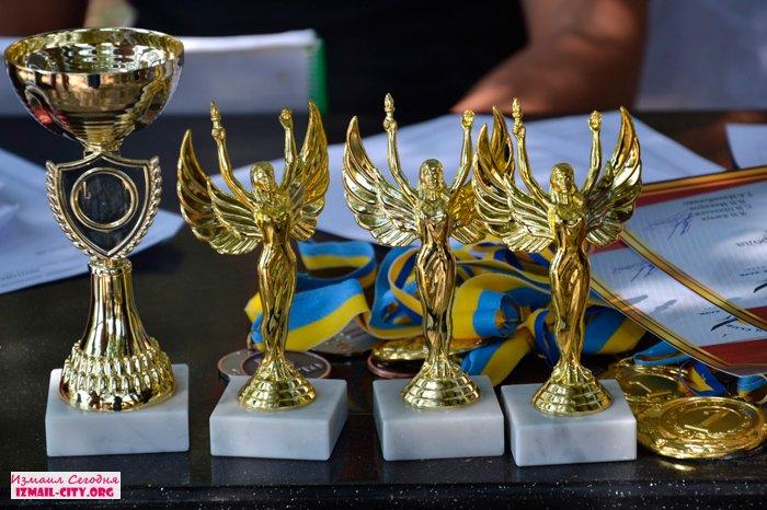 соревнования на каяках Измаил