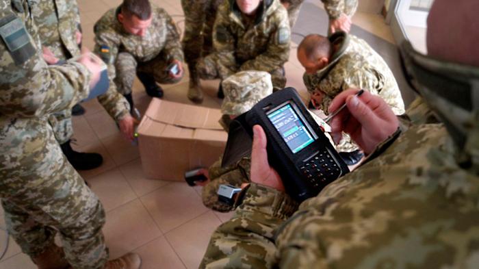Пограничники Измаильского отряда приняли участие в международном тренинге по вопросам выявления радиоактивных и ядерных материалов в морских портах
