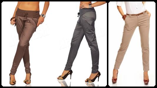 Женские штаны оптом
