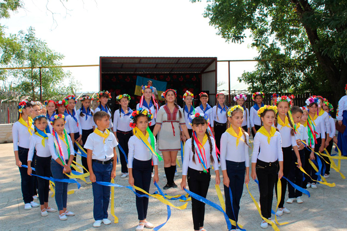 Измаильский район отметил День Независимости Украины праздничным концертом
