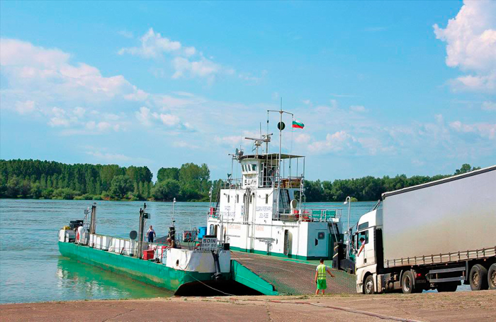 Паромная переправа через Дунай обойдется в 8 миллионов евро