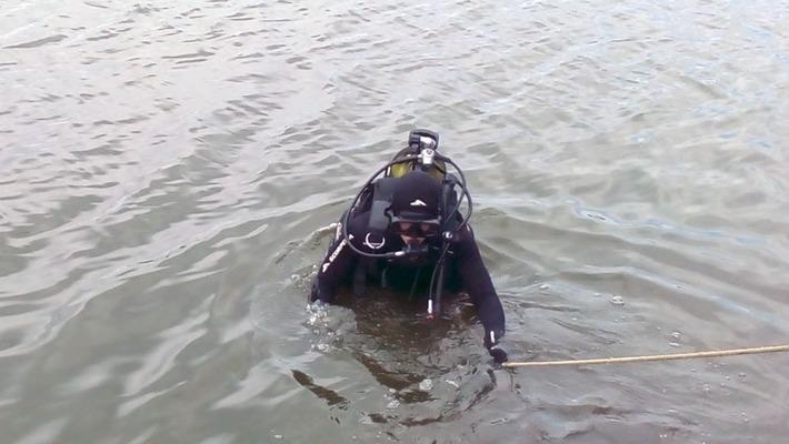 Водолазы нашли упавшего за борт работника элеватора в Измаиле