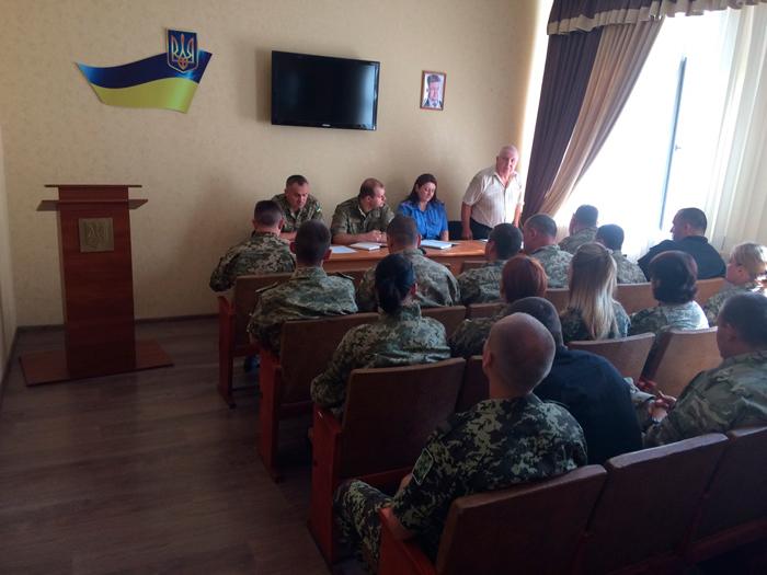 В Измаильском пограничном отряде прошла антикоррупционная конференция