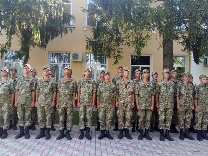 Подразделения Измаильского отряда пополнились последней партией срочников призыва «Весна-2016»