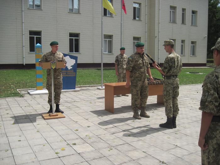 пограничники Болград