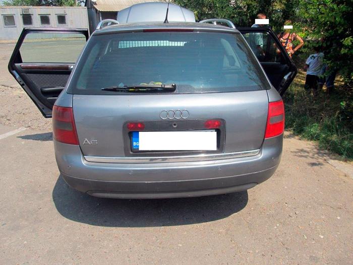 левое авто Украина