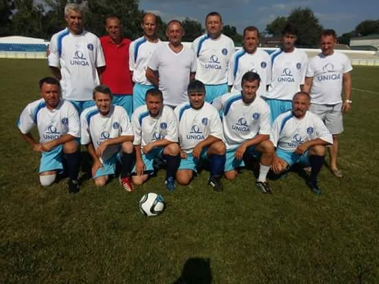 Вчера, 24 июля, в городе Килия состоялся матч в рамках Кубка Одесской области по футболу среди ветеранов