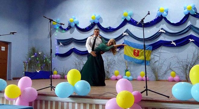 праздник в Старой Некрасовке