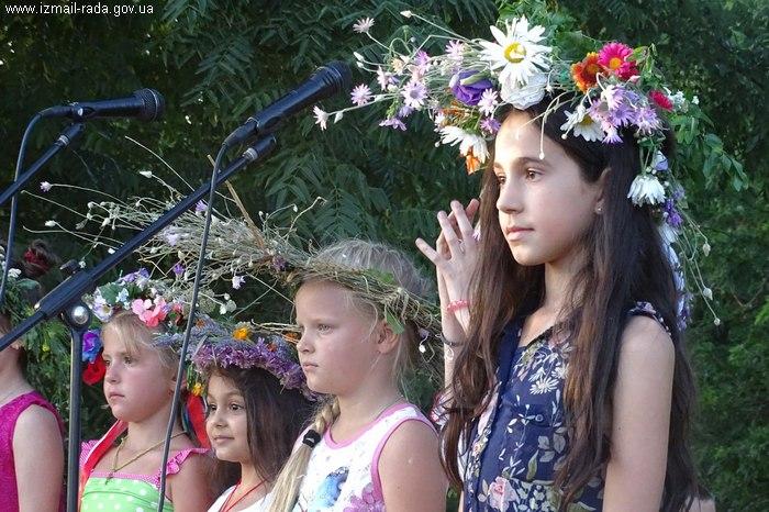 праздник Ивана Купала в Измаиле