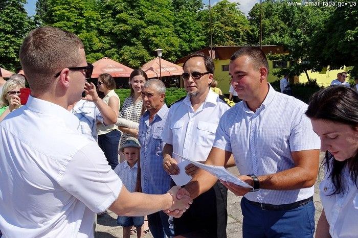 Вручены дипломы будущим морякам
