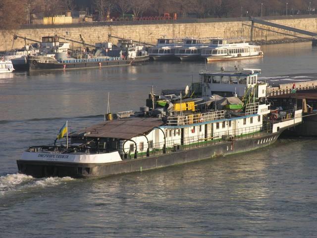 В честь украинского героя-пограничника назвали теплоход
