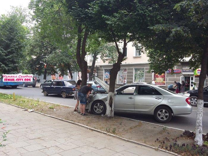 ДТП в Измаиле