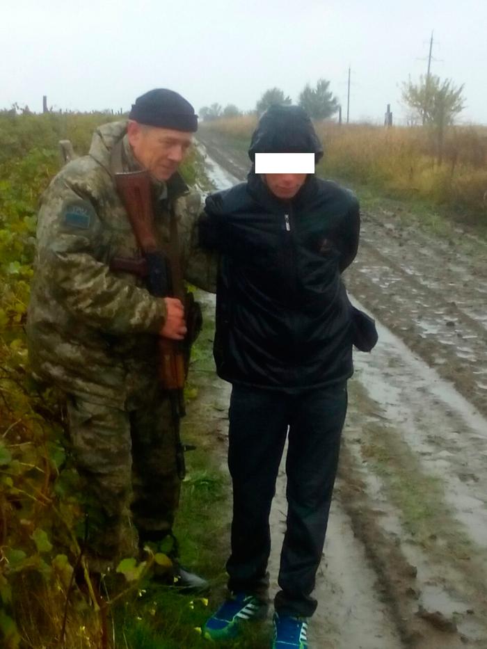 Пограничники Измаильского отряда задержали молдавского «телефонного террориста»