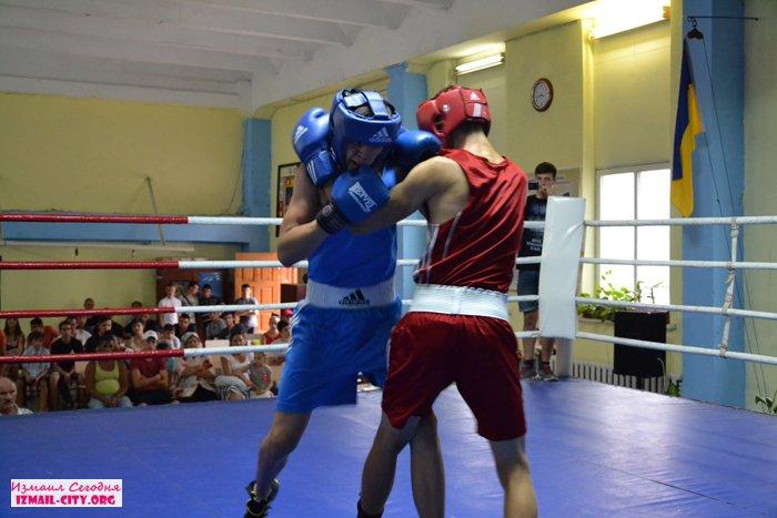 В Измаиле состоялся международный турнир по боксу им. И.В. Бондаренко