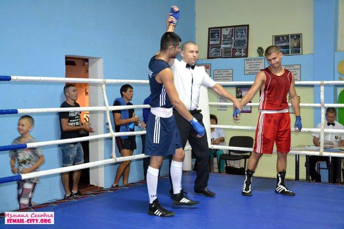 В Измаиле завершился международный турнир по боксу.