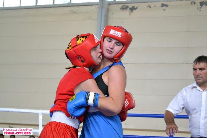 бокс в Измаиле