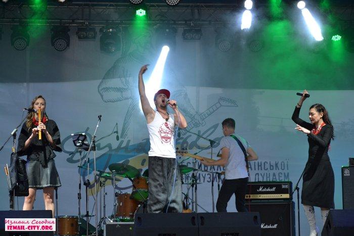 Измаил рок-фестиваль «Дунайська сiч 2016»