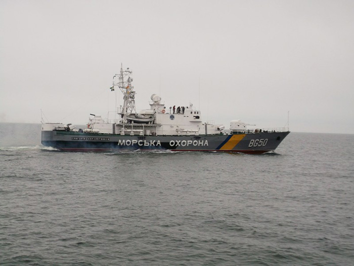учения ВМС Украины