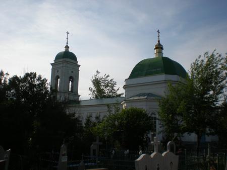 кладбище Измаил