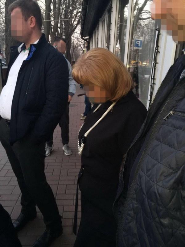 В Одессе за взятку задержан декан из Измаила