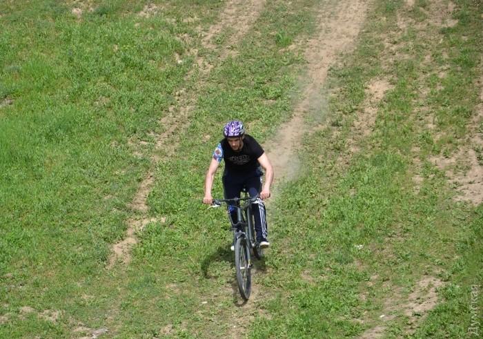 В Измаиле провели экстремальную велогонку