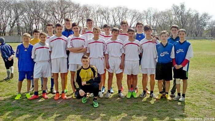 Стартовал чемпионат Одесской области по футболу