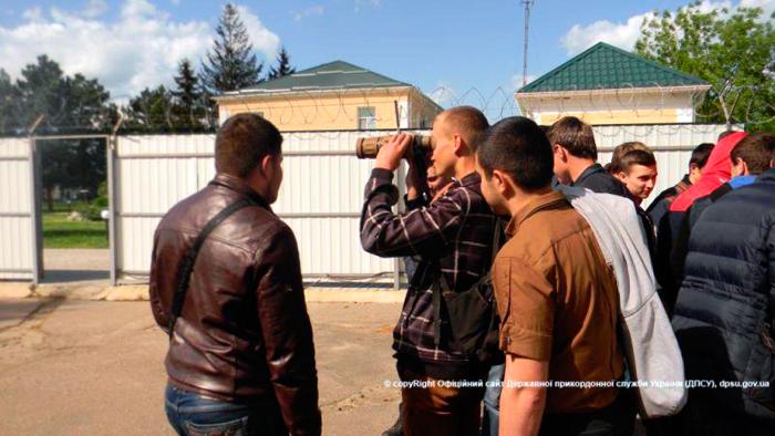 пограничники Измаил