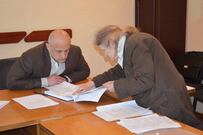 Начальник Управления уголовного розыска ГУНП в Одесской области провел прием в Измаиле (ФОТО)