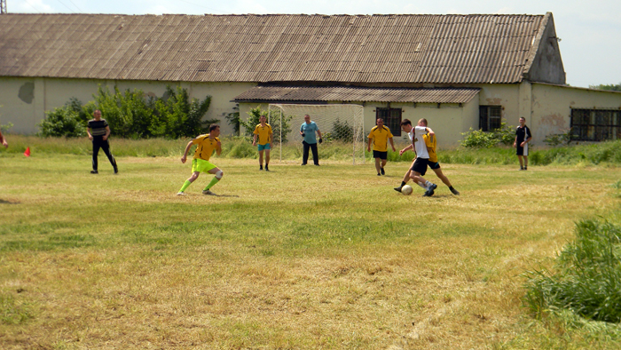 футбол в Измаиле
