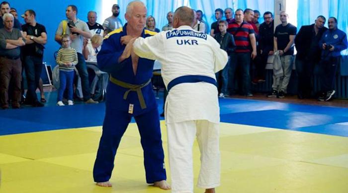 Измаильчанин завоевал медаль на Чемпионате Украины по дзюдо