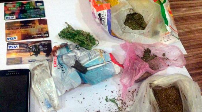 марихуана в СИЗО